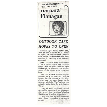 Flanagan column '75