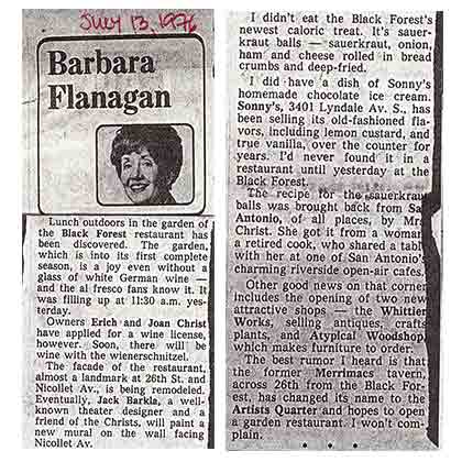 Flanagan column '76